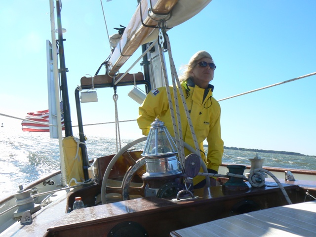 Kathleen Joest sailing Schooner MISTRESS, Schooner for sale, classic for sale